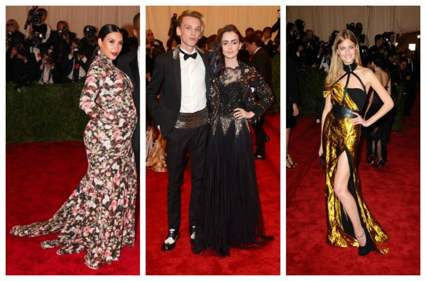 Article spéciale Gala du MET Costume Institute 2013