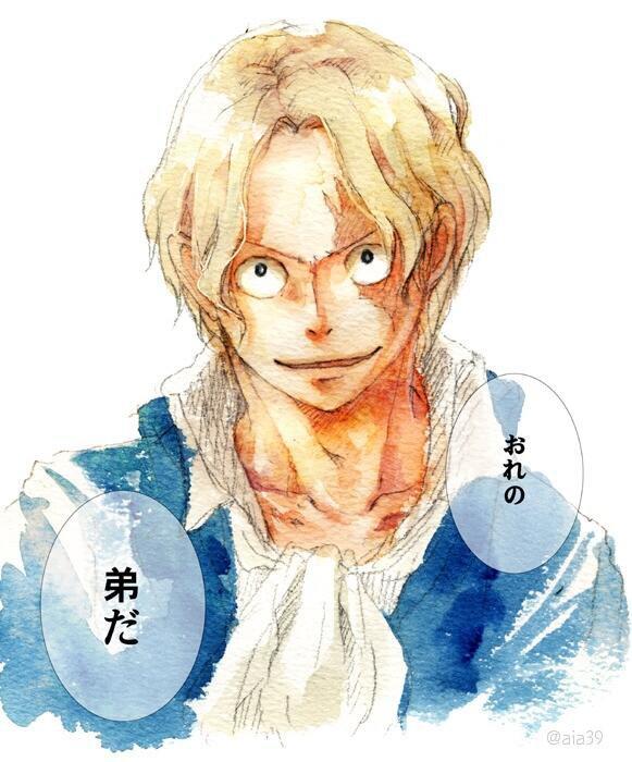 ~~Joyeux Anniversaire Au Plus Beaux Personnage One Piece~~