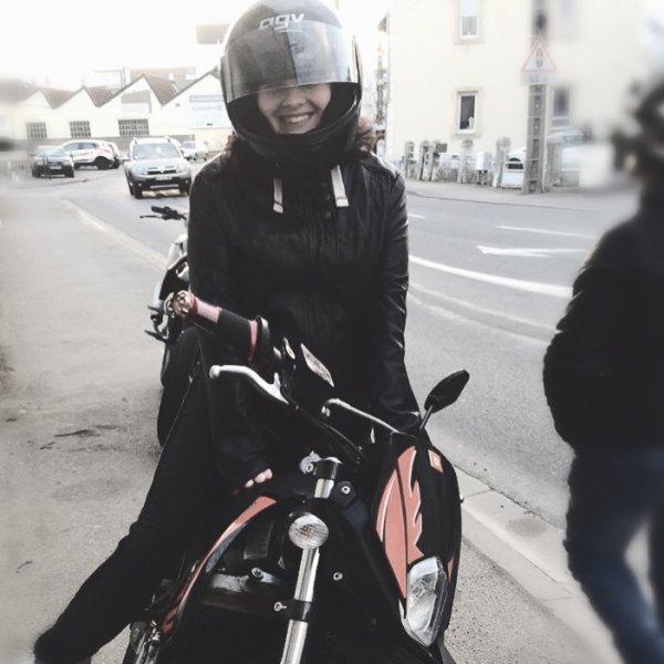 La moto, une passion