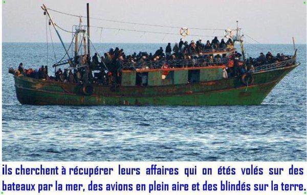 ----------------------=o(  Du va-et-vient et lEurope ne comprent rien sur des emigrants )o=----------------------
