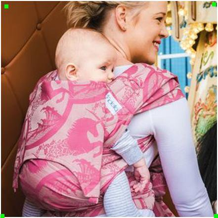 -------------=o( Le meilleur berceau chez l'enfant pour faire dodo est sur le dos de sa maman )o=------------