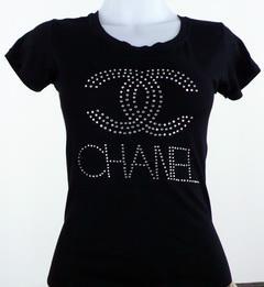 4e28da17501 Tee shirt femme chanel noir.2 - Ici vous pouvez vous faire plaisirs