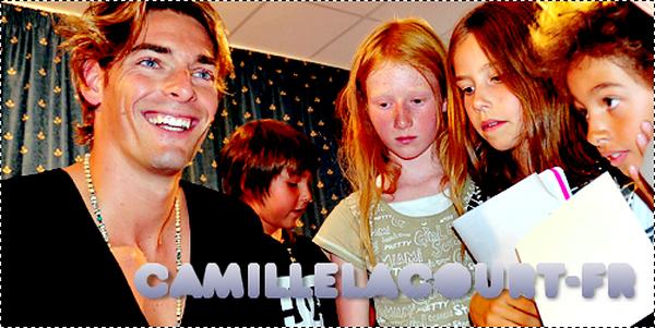 *INTERVIEW DE CAMILLE A LA CABANASSE (6/09/10) *