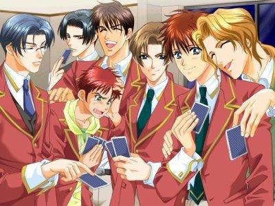 "8eme Anime^^ ""Gakuen heaven"""