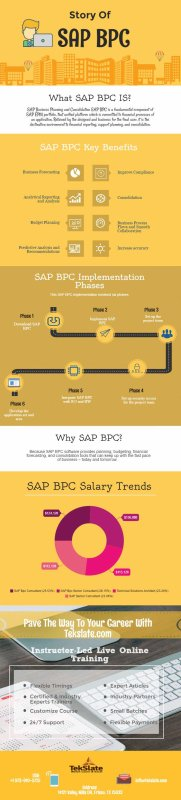 SAP BPC Implementation Phases