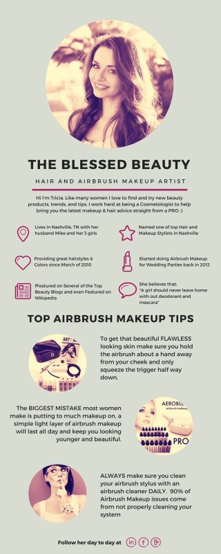 Airbrush Makeup Tips