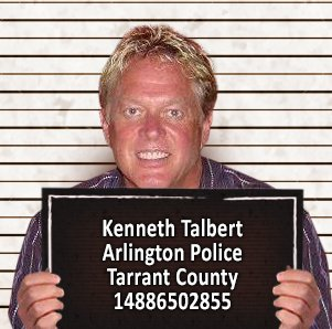 Ken Talbert of Dallas Texas Arrested for Child Molestation