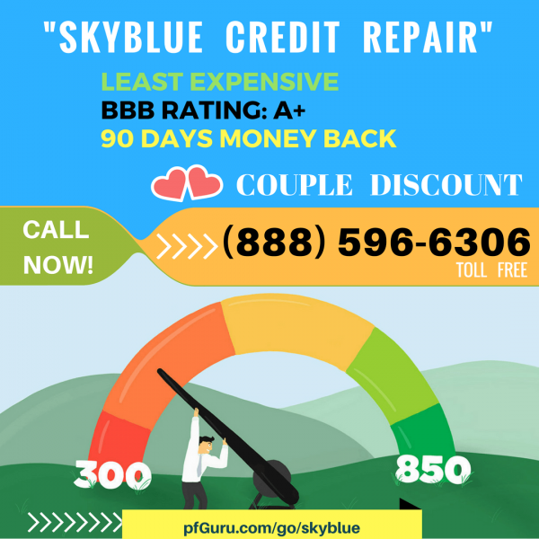 Sky Blue Credit Repair Review