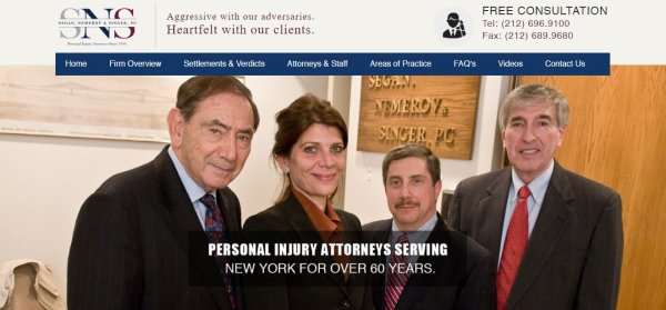Personal Injury Law Firm New York