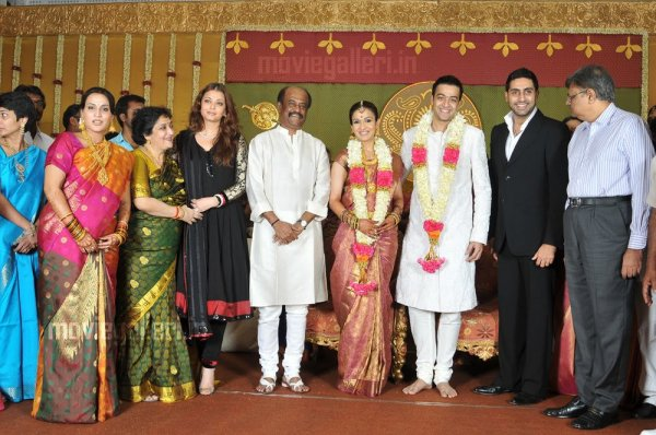 Soundaraya wedding
