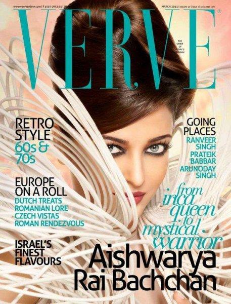 Verve Magazine MARS 2011