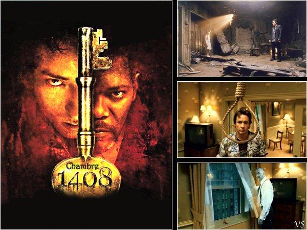 Chambre 1408 la r f rence du film d 39 horreur for Chambre 1408