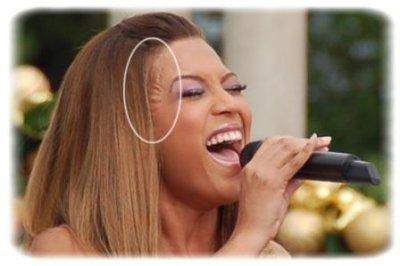 Beyoncé Pris en FLague