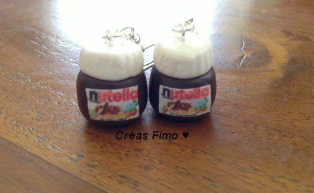 #1 Pot de Nutella ♥