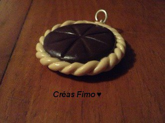 #10 Tarte au chocolat ♥