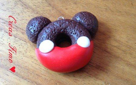 #25 Donut mickey. ♥