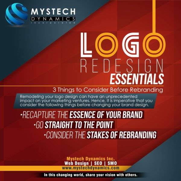 3 Things to Consider Before Rebranding
