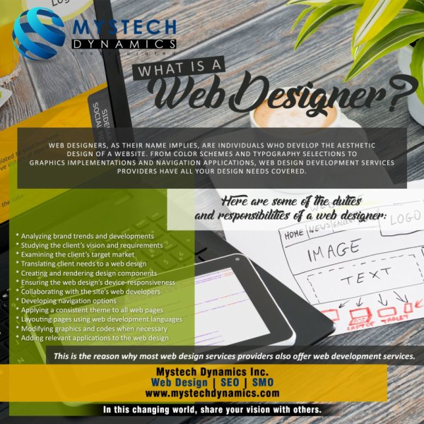 What is a Web Designer?