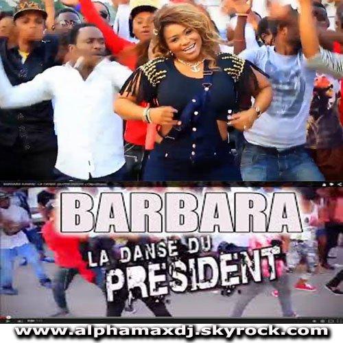 barbara kanam la danse du president