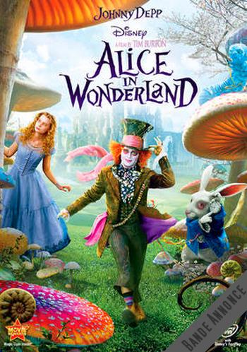 • Alice au Pays des Merveilles •
