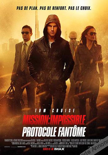 • Mission: impossible - Protocole fantôme •