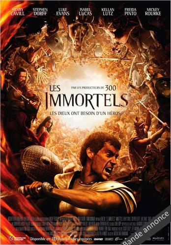 • Les Immortels •
