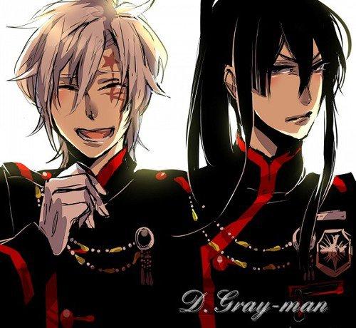 Mes goûts en matière de couple dans D.Gray Man