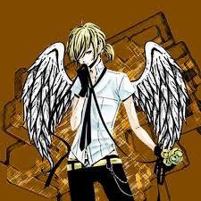 un ange descendue du ciel pour nous protéger