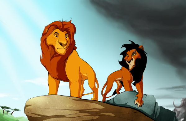 Théorie Roi lion : Le père de Nala, Mufasa ou Scar ?