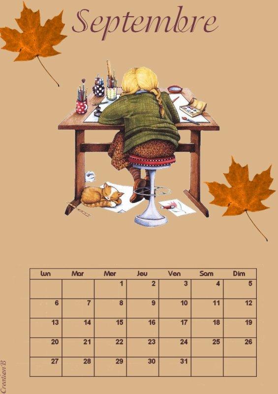 Septembre et ces dictons