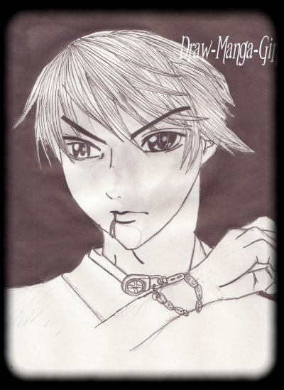 Rosario+Vampire: Tsukune Aono