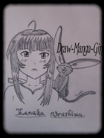 Love Hina: Kanako Urashima