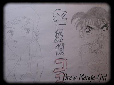 Détective Conan: Conan Edogawa&Ran Mouri