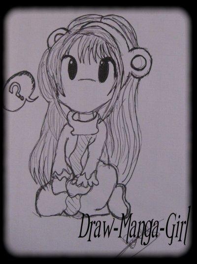 P'tit dessin kawaii