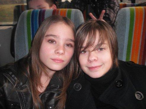 Jeanne & moi