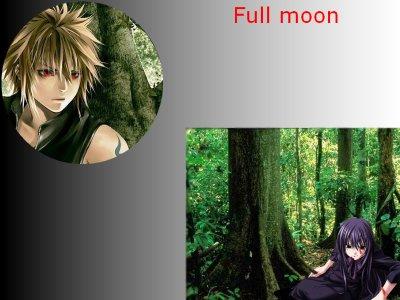 Chapitre 19, Un combat à la pleine lune.