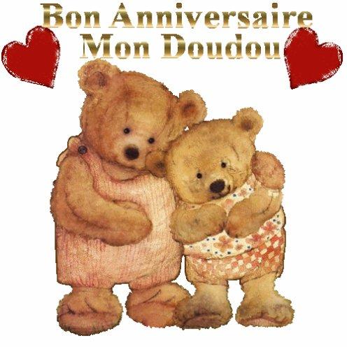 Bon anniversaire mon gros b b d 39 amour cool belle - Tchoupi l anniversaire de doudou ...