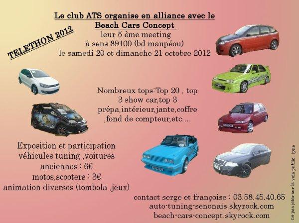 telethon 2012