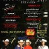 Dimanche 04 juin avec les choregraphes Davide Villelas , Bruno Moggia , Teddy Fournet