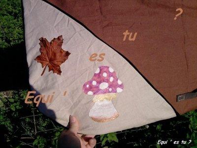 Tapis couleurs de l'automne