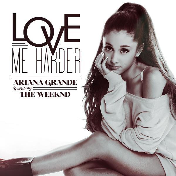 Ariana Grande, The Weeknd - Love Me Harder (Lyric Video)