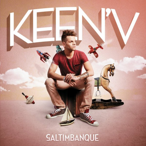 keen'v - saltimbanque ( clip officiel )