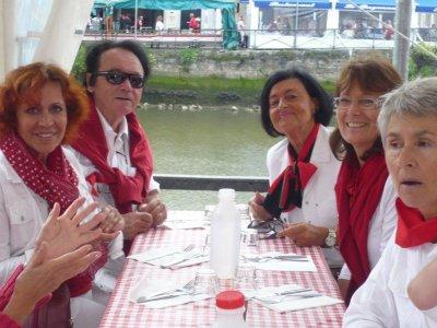 FETES DE BAYONNE 2011.....