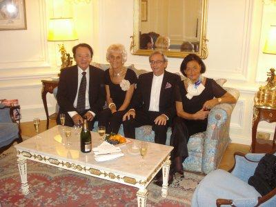NUIT DES BIARROTS ET DU BIRDIE CLUB LE 5 11 2011