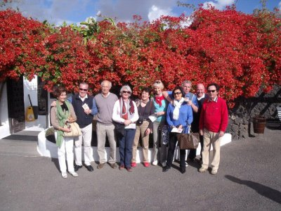 GOLF DE LANZAROTE  21-28 JANVIER 2012