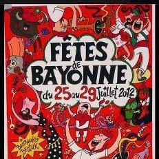 JEUDI 26 JUILLET 2012   FETES DE BAYONNE