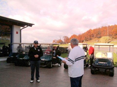 GOLF ARTXANDA-BILBAO    12 NOVEMBRE 2012