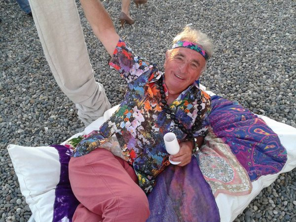 SOIREE  DU CHATEAU D'ILBARRITZ 20 JUIN 2015