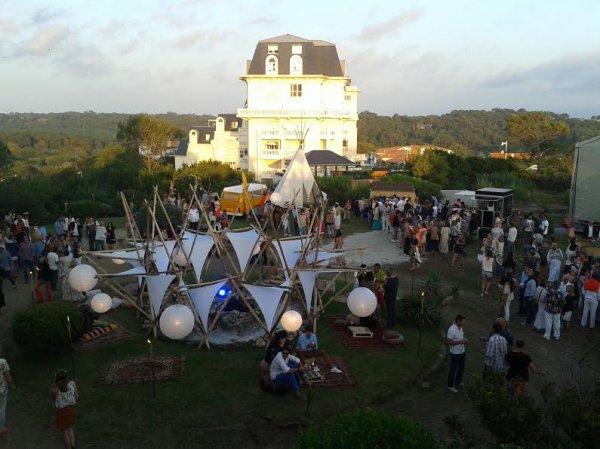 SOIREE  DU CHATEAU D'ILBARRITZ 20 JUIN 2015 n°3