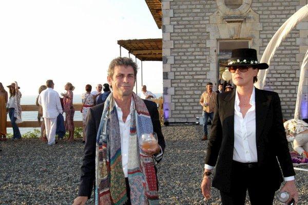 SOIREE  DU CHATEAU D'ILBARRITZ 20 JUIN 2015 n°4